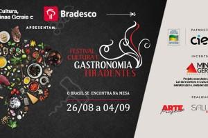 20º Festival CULTURA E GASTRONOMIA de Tiradentes