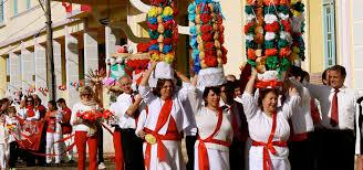 Festa do Divino Espírito Santo em SÃO JOÃO DEL-REI