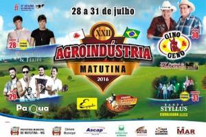 15ª Festa de São Paulo em Unaí