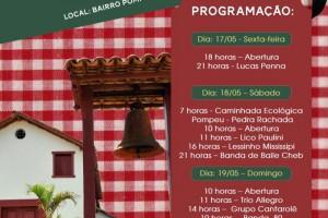 20ª edição do Festival do ORA PRO NOBIS em Sabará