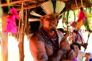 Força e Resistência da Cultura Pataxó em Açucena