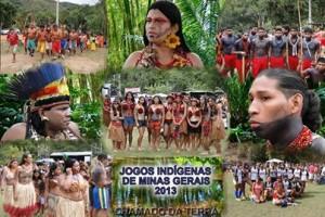 2º Edição dos Jogos dos Povos Indígenas de Minas Gerais em Carmésia