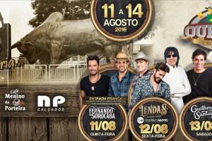 Rodeio Festival em Ouro Fino