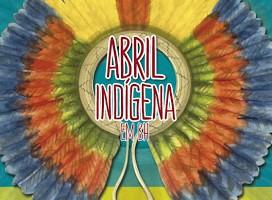Abril Indígena Metropolitano em Belo Horizonte