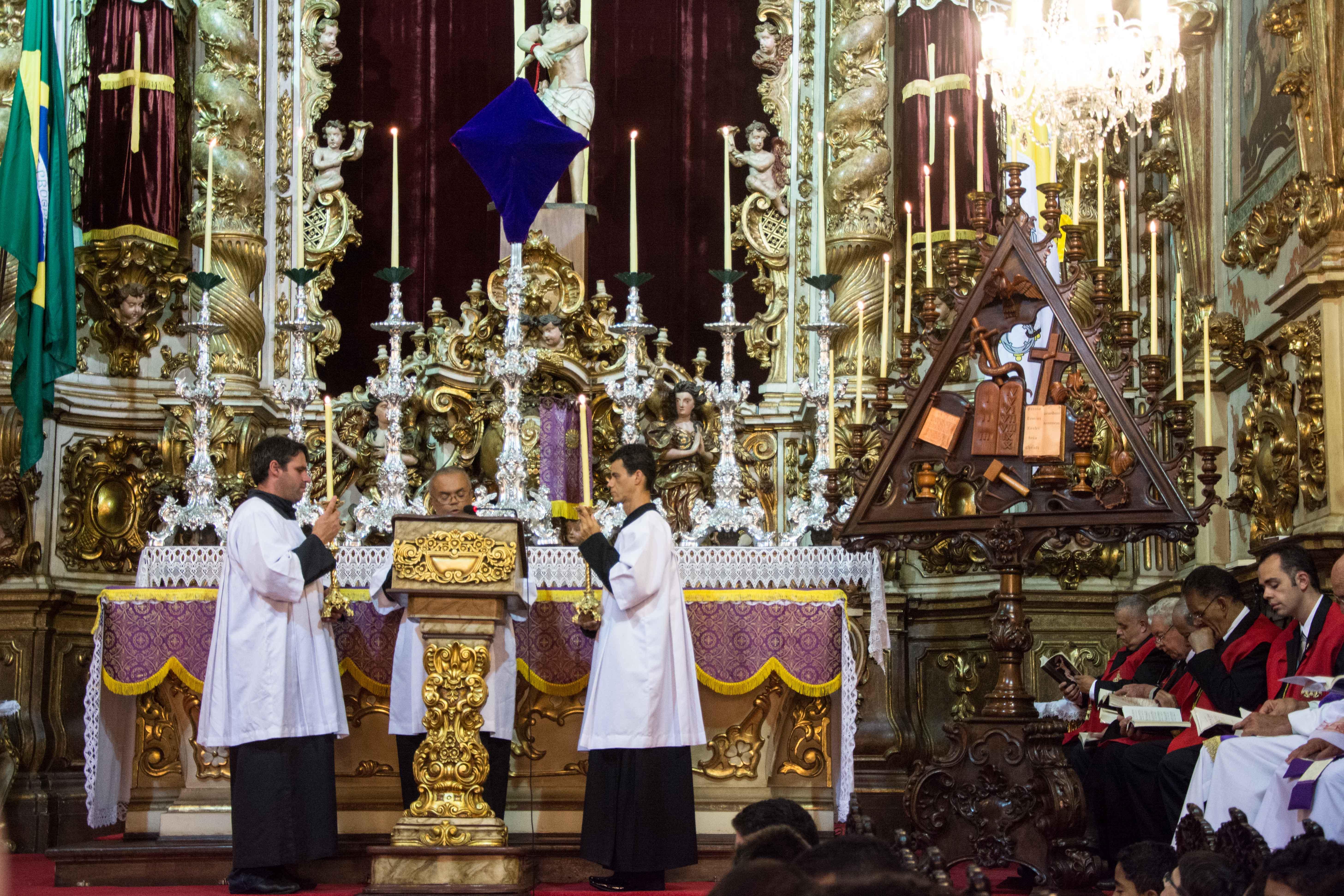 Semana Santa 2014- Oficio de Trevas
