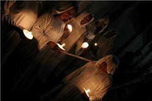 Sábado de Aleluia com Procissão das almas em Mariana