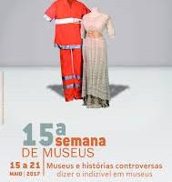 15ª Semana Nacional de Museus em CORONEL FABRICIANO