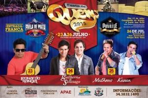 32ª Festa Regional do QUEIJO em Cruzeiro da Fortaleza