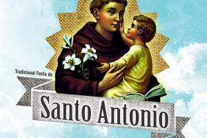 Festa de SANTO ANTÔNIO em Tiros