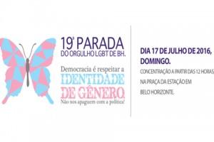 19ª PARADA DO ORGULHO LGBT DE BELÔ