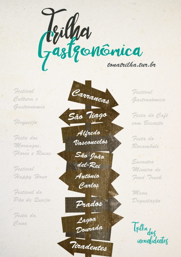 Trilha Gastronômica dos inconfidentes