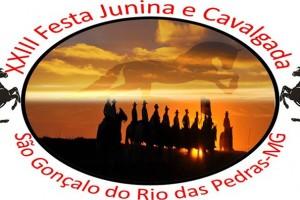 XXIII FESTA JUNINA E CAVALGADA em Serro