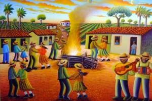 Festa de SANTO ANTÔNIO em Coluna