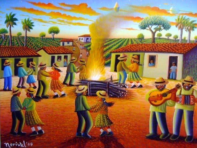 Festa de SÃO JOÃO em Jaboticatubas