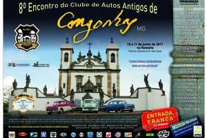 8º Encontro do Clube de Autos Antigos de Congonhas