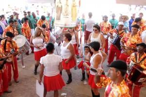 ENCONTRO DE CONGADAS em Conceição do Rio Verde