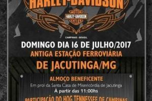 4º Encontro TENNESSEE HARLEY DAVIDSON em Jacutinga