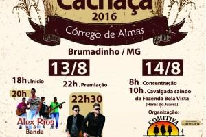 15° Festival da CACHAÇA em Brumadinho