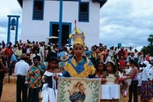 Festa de NOSSA SENHORA DO ROSÁRIO DOS HOMENS PRETOS em Chapada do Norte