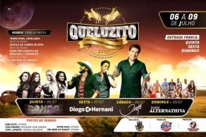34ª FESTA AGROPECUÁRIA e CAVALGADA de Queluzito